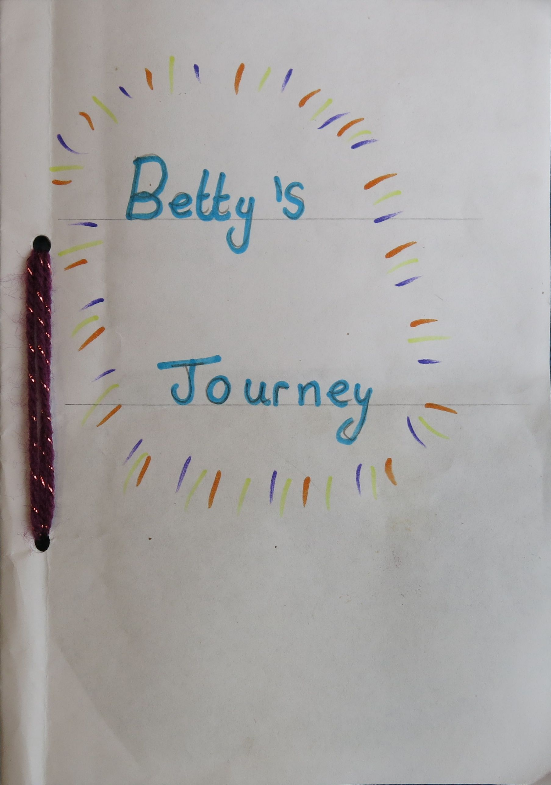 Betty's Journey by LG - 1