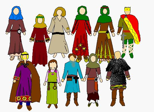 Anglo-Saxon clothing