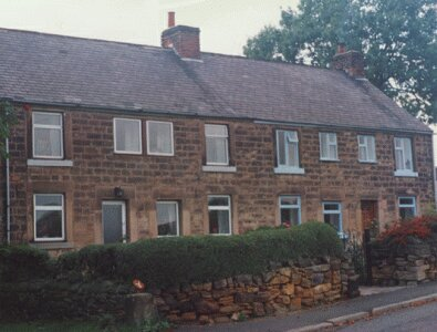 Temperance Cottages Woolley Moor