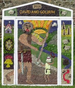 Well Dressing 2016