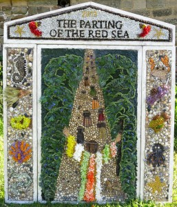 well dressing 2013