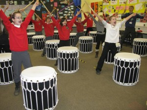 Taiko Drumming Workshop