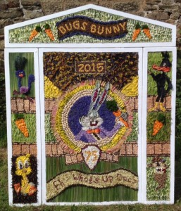 well dressing 2015